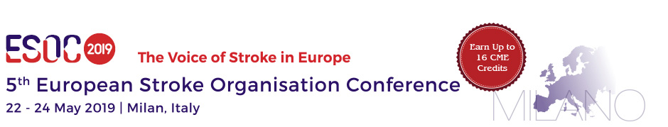 European Stroke Organisation Conference, Milan 2019